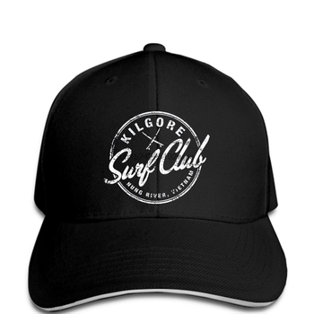 2018 New Brand Baseball cap Men  Funny Kilgore Surfer Club Quality Baseball caps Men