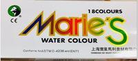12 мл в трубке 18 цвета комплект Мари акварельные краски в наборе акварельные краски Professional краски для художников обогащения