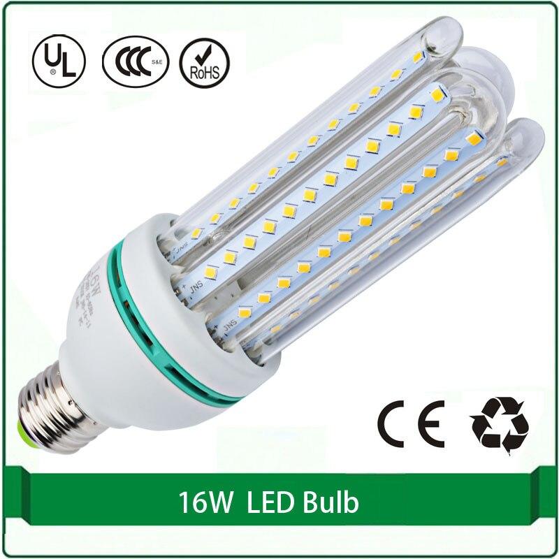 CFL corn light bulb 3W 5W 7W 9W 12W 16W 23W LED 3U 4U energy saving magic corn E27 E26 B22 E14 led corn bulb
