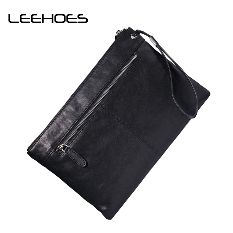цены Famous Brand Male Day Clutch Genuine Leather Wallet Men Clutch Bag High Quality Clutch Male Wallet Luxury Leather Men Wallet
