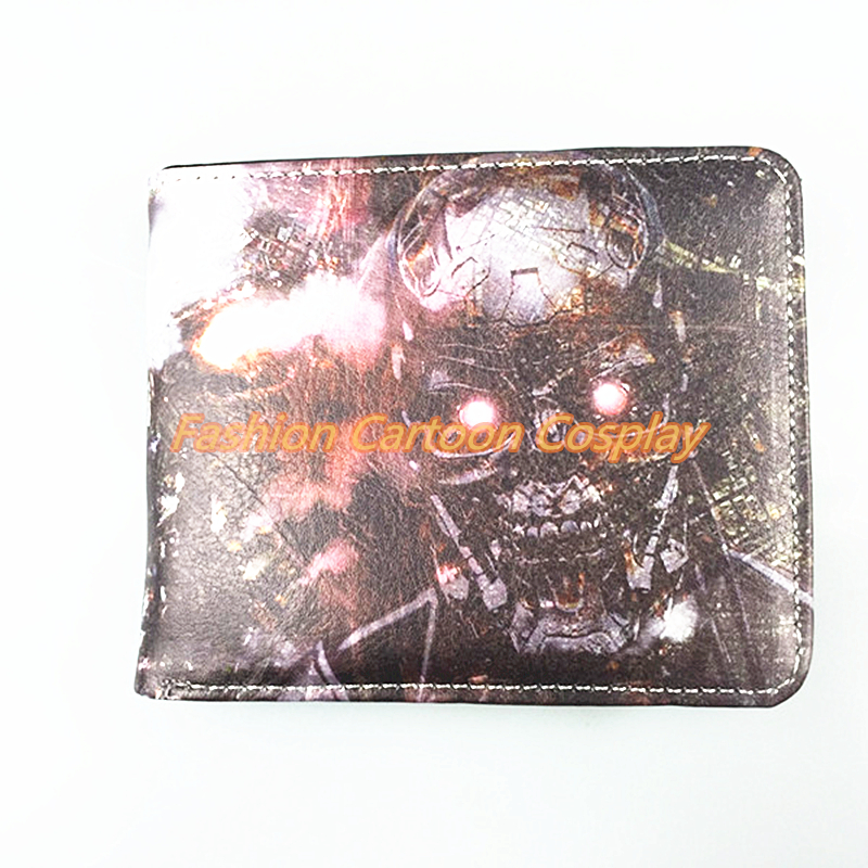 2018 Terminator Genisys Portefeuilles Star Wars Anime Portemonnees - Portemonnees en portefeuilles