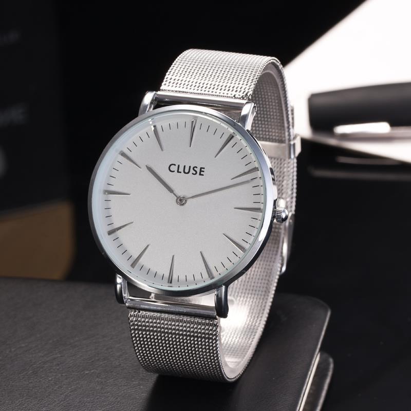 Berühmt Cluse Quartz Montre hommes femmes Top marque de montres de luxe  VA95