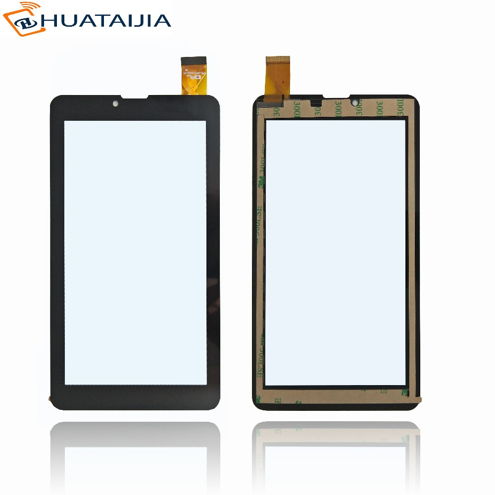 7 For Irbis TZ720 Tablet Touch Screen Digitizer Glass Sensor Panel Replacement Free Shipping Black/W