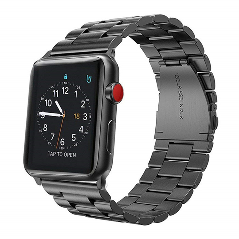 ASHEI Stainless Steel Band for Apple Watch Series 4 44mm 40mm Watchbands Replacement Wrist Bracelet Strap for iWatch WristbeltASHEI Stainless Steel Band for Apple Watch Series 4 44mm 40mm Watchbands Replacement Wrist Bracelet Strap for iWatch Wristbelt