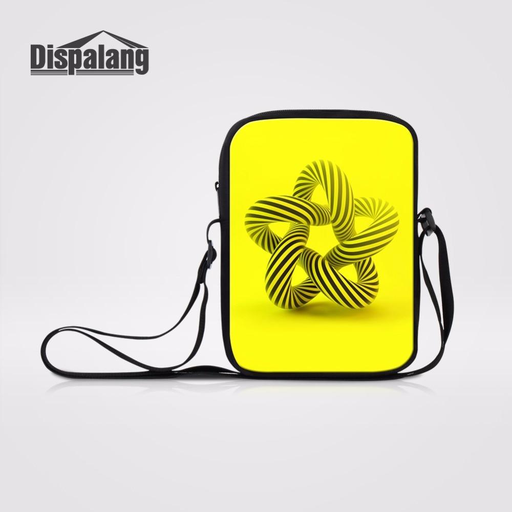 Men's Bags Luggage & Bags Dispalang Novelty Solid Geometric Casual Small Handbag Travel Shoulder Bag Messenger Bags For Women Men Children Crossbody Bags