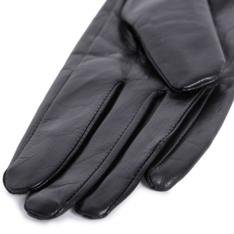 Image 5 - 2019 fashion Ieather gI0ves, multiple C0l0ur,Genuine Leather,winter gI0ves,w0men Ieather gI0ves,winter gI0ves w0men-in Women's Gloves from Apparel Accessories