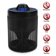 Mosquito Trap Electronic Mosquito Killer Eco-friendly Mosquito Insect Inhaler Lamp Pest Control for Indoor Outdoor Use