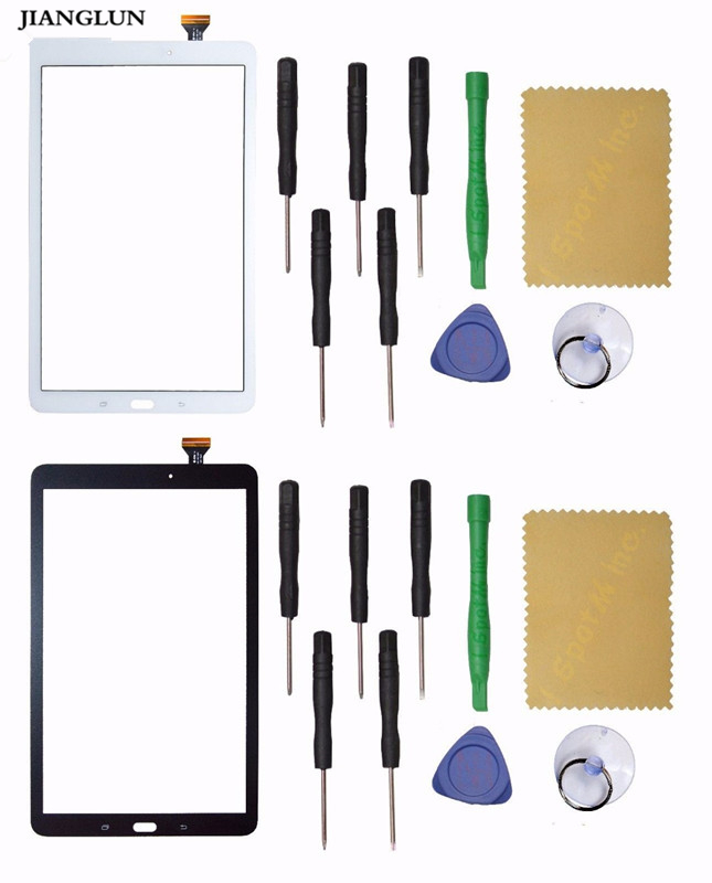 JIANGLUN Touch Screen Digitizer  Replacement For Samsung Galaxy Tab E 9.6 SM-T560 touch screen replacement module for nds lite