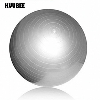 Yoga Balls Pilates Fitness Gym Balance Fitball Exercise Workout Ball 55/65/75/85CM with pump 2