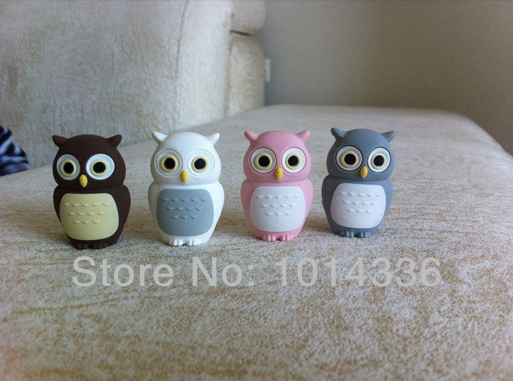 animal cartoon Owl USB Flash Drive/U Disk/creative usb flash drive Pendrive/Memory Stick/Disk/Thumb pen drive/Gift S58