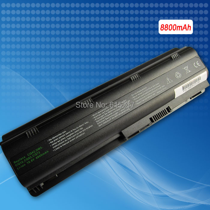 12 Cell 8 8A Battery For HP COMPAQ Business Notebook 450 455 650 655  H0F74AA C1B96UT B0Y36EA B0Z02EA H0F74AA#ABA B6N67EA B5P30UT-in Laptop  Batteries