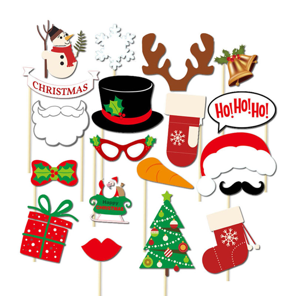 13pcs diy funny photobooth photo booth props for wedding birthday aeproducttsubject 19pcs photo booth props christmas solutioingenieria Image collections
