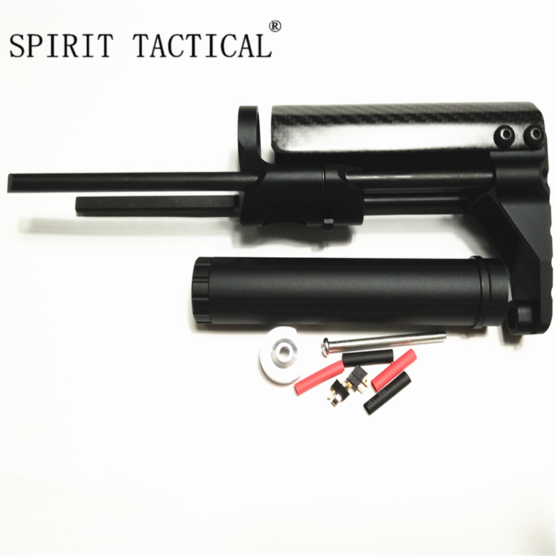 Tactical Support M4 Glr fit BD Lightweight PDW Style Stock for Hunting Party Accessories free shipping