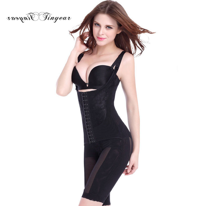 09c6d1bc3049a New Fashion Hot shapers 2017 Embroidery Slim shapewear Three colors M XXXL Female  body shaper-in Bodysuits from Underwear   Sleepwears on Aliexpress.com ...
