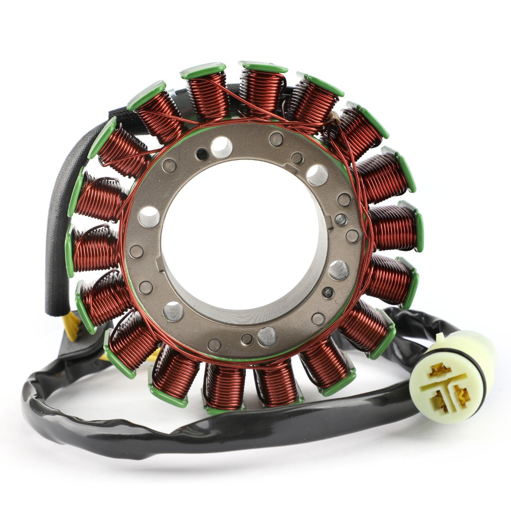 Areyourshop Motorcycle Alternator Stator Coil For Bombardier for Can am DS650 2000 2007 420296520 420295172 Motor