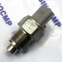 Fuel Rail High Pressure Sensor Regulator 499000 4441 For Isuzu Holden 4HK1 6HK1 6UZ1 6WG1 Engine