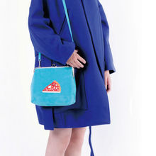 YIZI embroidery clutch bags with metal hasp and shoulder straps for women for casual party FUN