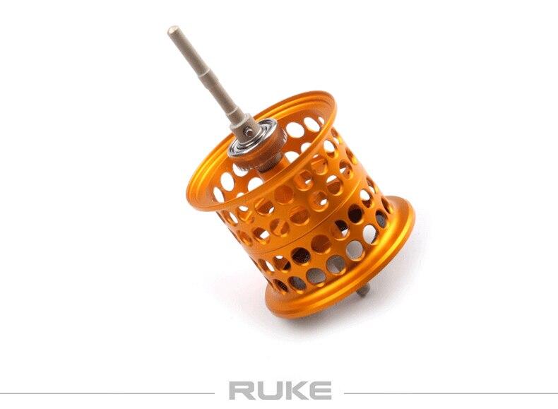 Nhôm câu Smax3 RUKE 4