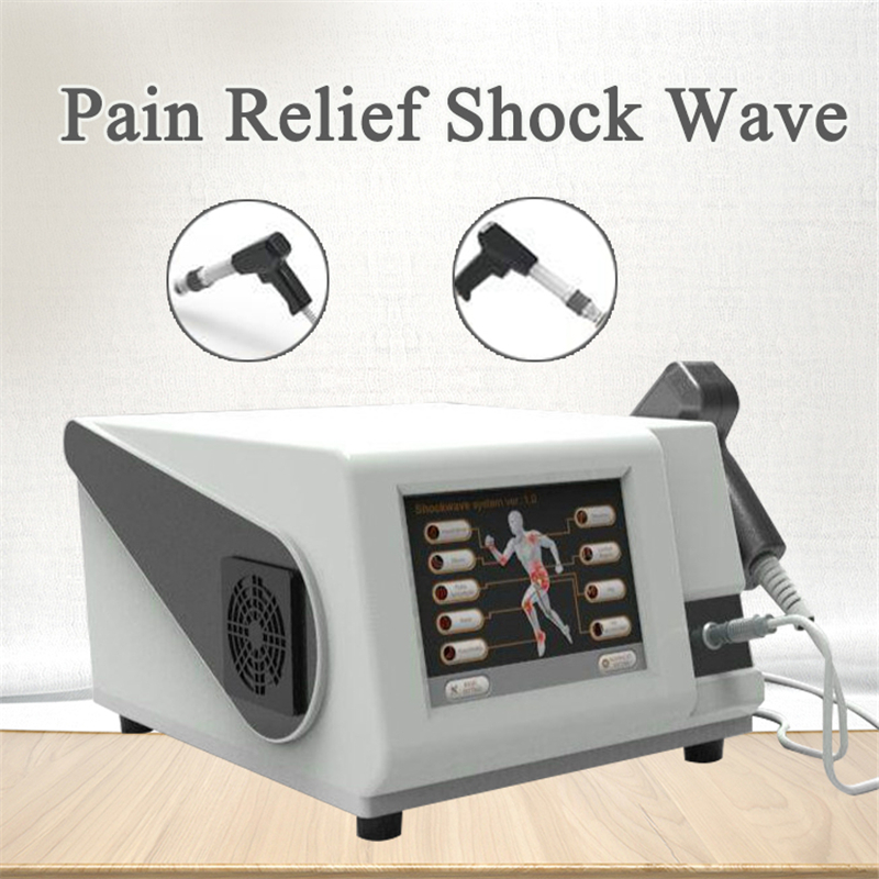 SW9 Professional Shockwave Therapy Machine Shock Wave For Pain Decrease Treat Shock Wave All Joints Physical Therapy Equipment