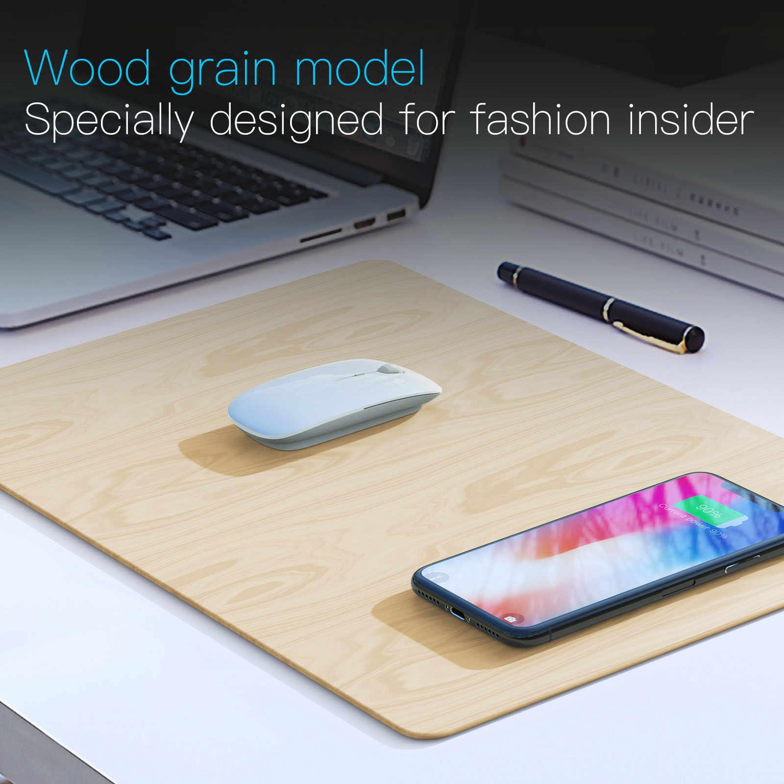 JAKCOM MC2 Wireless Mouse Pad Charger Hot sale in Accessories as hori evjf 3dsxl