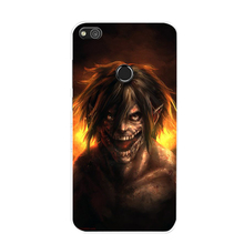 Attack on Titan Case For Huawei Honor