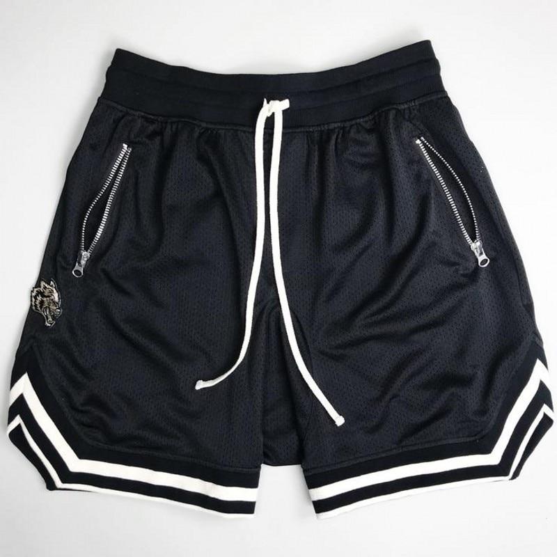 2019 New Gym Shorts Mens Sports Running Shorts Men Soccer Basketball Training Sweatpants Jogger GYM Jogging Workout Clothing