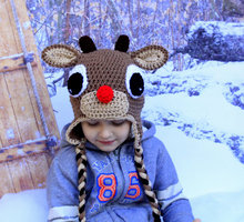 c8f33f694428d Buy rudolph hat and get free shipping on AliExpress.com