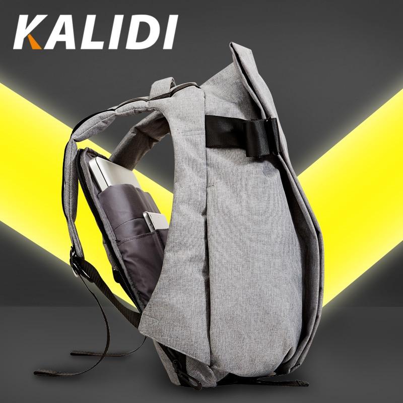 Fashion Laptop Backpack KALIDI travelling Business Bag Leisure Shoulder bags multifunctional 15.6 17 Backpacks for Lenovo ASUS