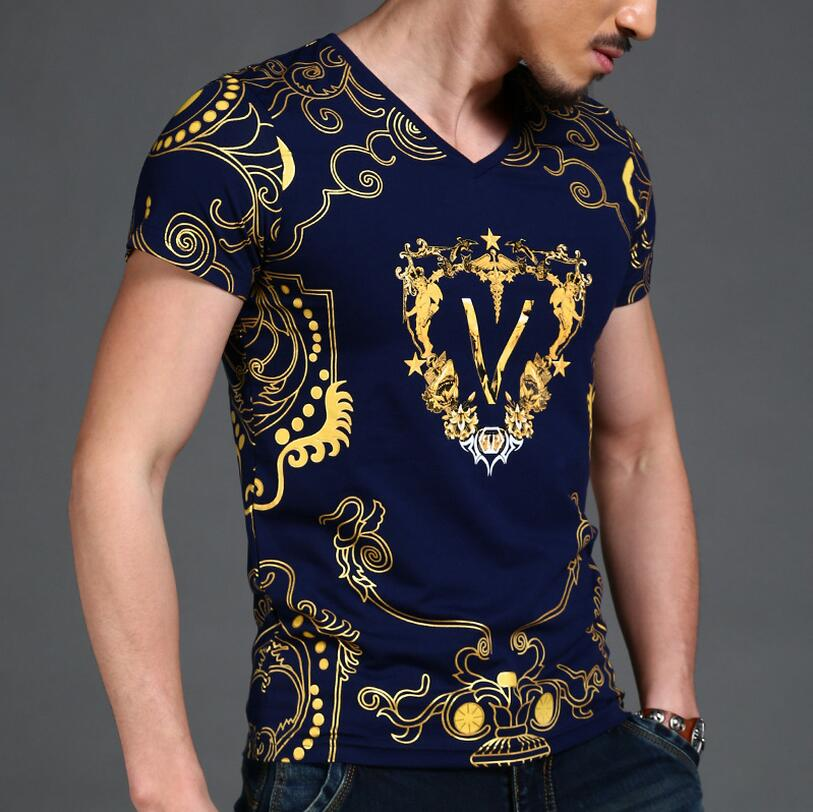TBAIYE 2019 Summer Latest Design Noble Mens T Shirt
