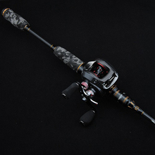 New Arrival High Quality 2 Tips M/MH Power 2.1M Carbon Casting Spinning Lure Fishing Rod Made in China Free Shipping By EMS
