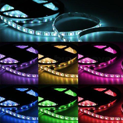 JFBL 2X adhesive strip 300 SMD LED RGB REMOTE POOL 5MT