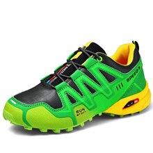 2019 Новая мужская походная обувь треккинговые ботинки Мужские дышащие классические альпинистские горные походные уличные Прогулочные кроссовки 39-47