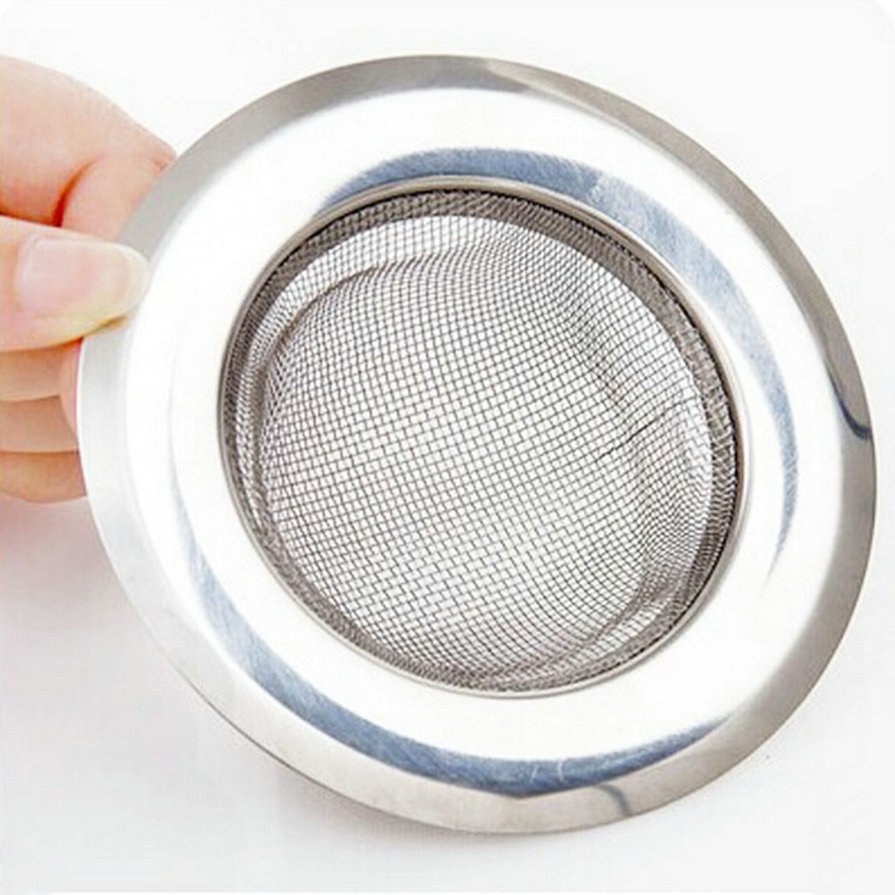 1pcs stainless steel kitchen appliances sewer filter barbed wire waste stopper / Floor drain Sink strainer prevent clogging