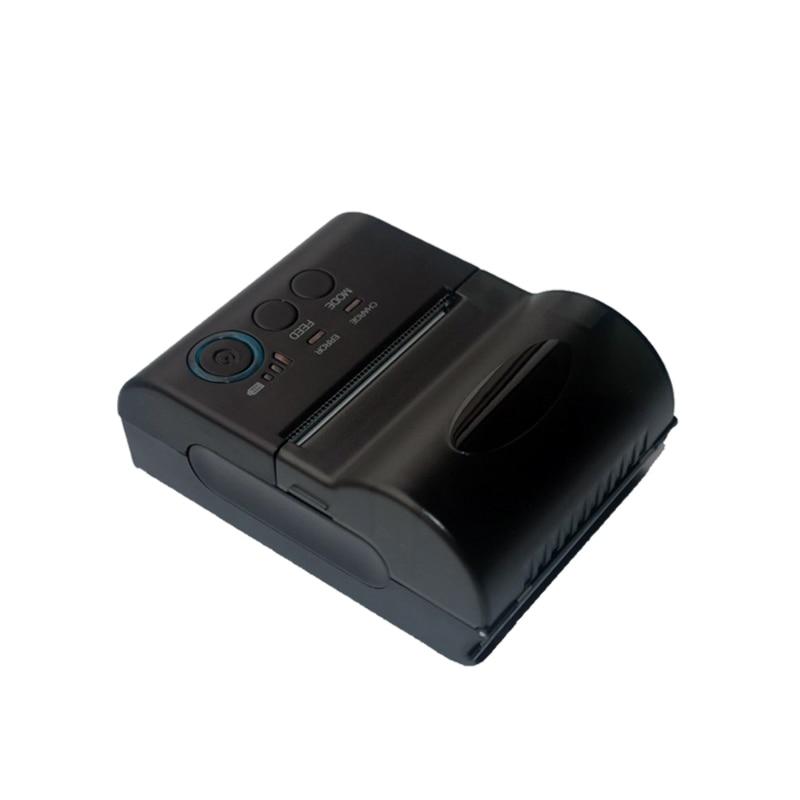 58 мм Портативный rs232 принтер с батареей USB интерфейс Карманный принтер Поддержка нескольких Компьютер печати HS 585BSU - 6