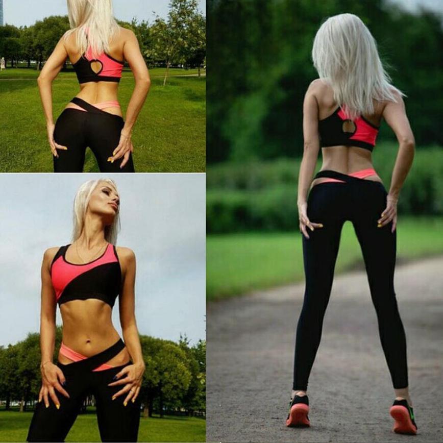 MUQGEW Heißer Verkauf Frauen Workout Fitness-Studios Fitness Leggings Hohe Qualität Hosen Körperliche Bewegung Atmungs Leichtathletik Kleidung