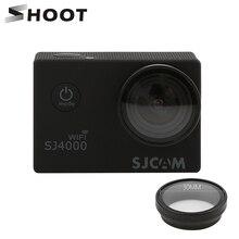 SHOOT UV Filter for SJCAM SJ4000 SJ4000 Wifi h9 h9r C30 Camera Lens Filter For SJCAM