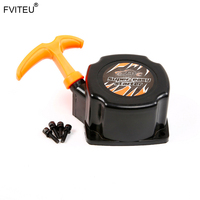 FVITEU Super Easy Pull Starter for 45CC Motor Scale Gas Engine Rovan for 1/5 Losi 5ive T Rovan LT King Motor X2