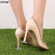 35 Pairs/Lot 3 Color and 3 Size Heel Protectors for High Heel Shoes Latin Stiletto Covers Heel Stoppers for Wedding and Party цена 2017