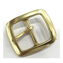 Hight Quanlity Retro Brass Belt Buckle Pure Copper Jeans Accessories Fit  Man Gift