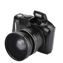 newest Max 16MP digital camera camcorder with  8x digital zoom Rechargeable lithium battery dslr camera mini camera