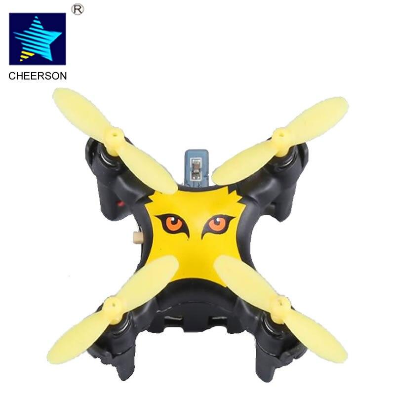 Cheerson CX-Stars-D Mini Drone Upgrade Quadcopter RC Helicopter Nano Drons Quadrocopter Toys For Children Copter Brinquedo