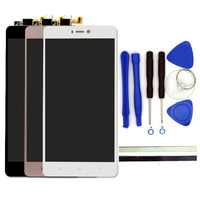 100 New M4S LCD Display Touch Screen Digitizer Replacement 5inches For Xiaomi Mi 4S Cell Phone