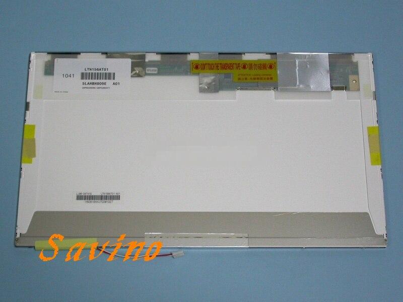 Free shipping Original LTN156AT01 TLA1 B156XW01 CLAA156WA01A LP156WH1 N156B1 L0B N156B3 L02 FOR HP CQ60 Laptop