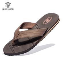 Summer Men Flip Flops Outdoor Beach Sandals Casual Shoes Slippers Men Light Soft Mans footwear Big Size 40-48 zapatos de hombre