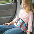 Cinturones de seguridad del coche Cubierta Del Coche de estilo Infantil Proteger Extensor de Seguridad Correa de Ajuste Kids Organizador Accesorios Interiores de Automóviles