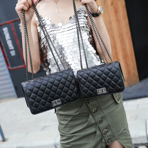 Image 3 - crossbody bags for women channels shoulder bag woman bags 2019 bag handbag fashion handbags women Diamond Lattice