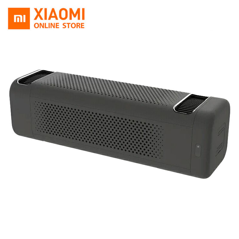 Original Xiaomi Car Air Cleaner Smart Purifier Mijia Brand CADR 60m3/h Purifying PM 2.5 Detector Smartphone Remote Control xiaomi mi smart air purifier 2nd gen hepa home air cleaner app control