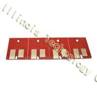 Chip Permanente para Mimaki JV5 SB52 peças de impressora Cartucho de 4 Cores CMYK