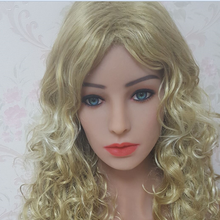 #87 adult love dolls head for lifelike sex doll, real dolls head with oral sex products