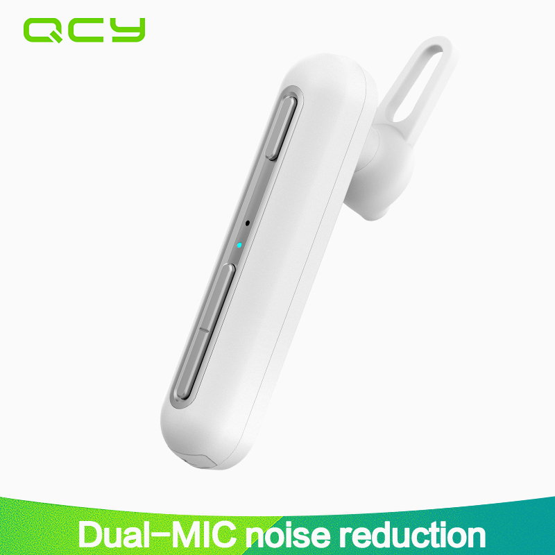 2017 QCY Q30 business wireless headphone Bluetooth V4.2 earphone with dual-microphone handsfree calls headset 210mAh battery qcy chinese voice q30 business wireless earphone csr bluetooth 4 2 headphone with dual mic noise reduction headset
